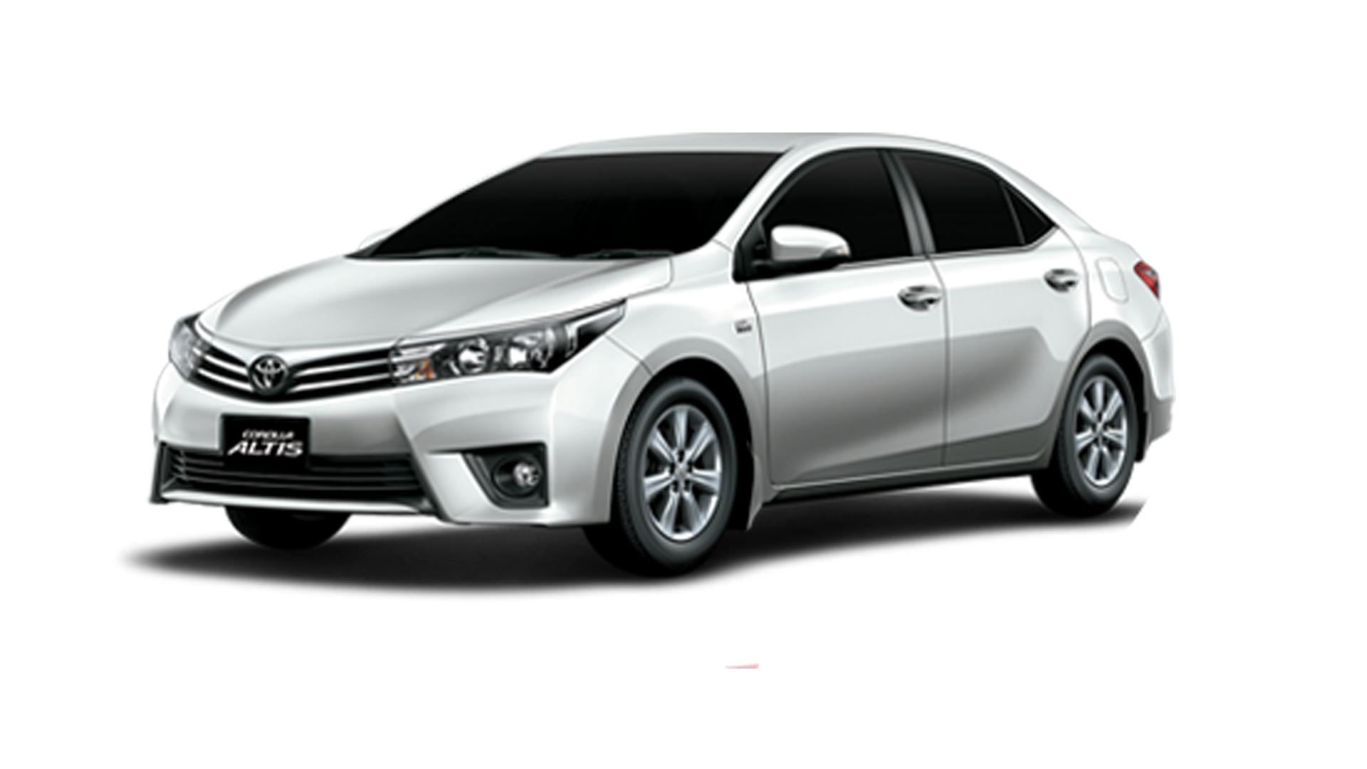 Toyota Sahara Grande
