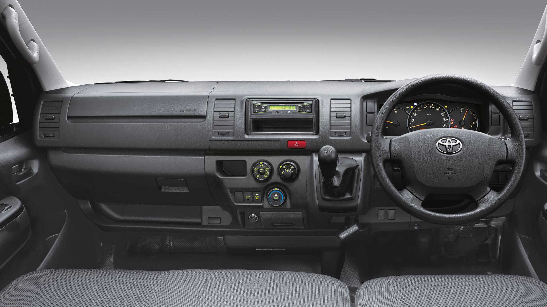 Toyota Malaysia Hiace